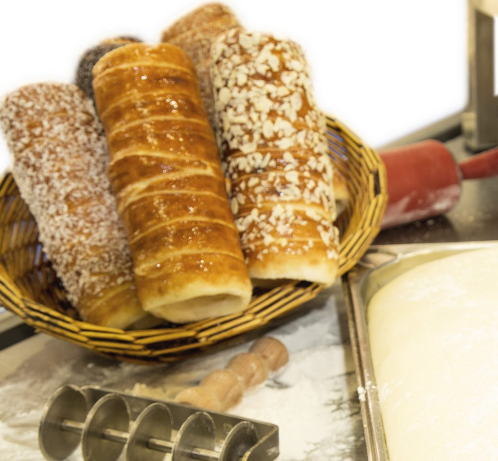 How To Make Chimney Cake Oven