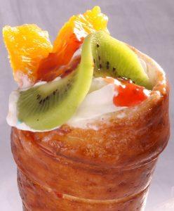 Chimney cake cone